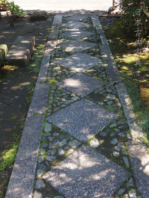 長寿寺 石畳