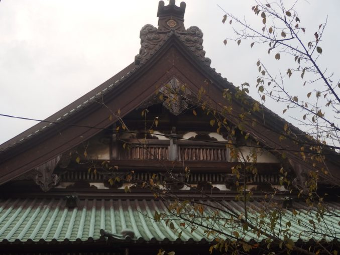 遊行寺 本堂