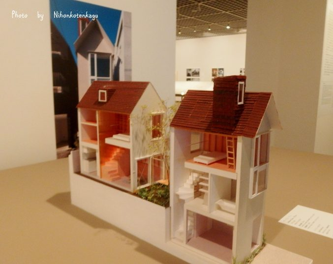 日本の家展 東京国立近代美術館