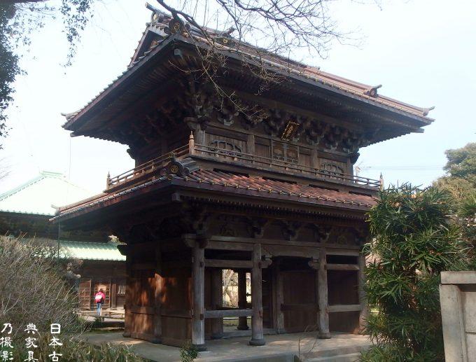 英勝寺 山門